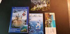 Schloss Neuschwanstein Замок Нойшванштайн Reiseführer russisch + 2 Postkarten
