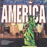 Rock of America (1989) Patti Smith, Hall & Oates, Lou Reed, Blondie, Kim .. [CD]