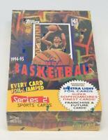 1994-95 Topps Series 2 Basketball Box