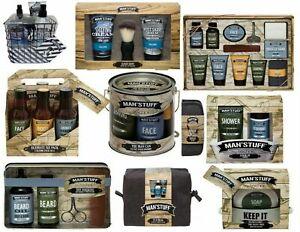 Men's Bath & Body Technic Toiletry Gift Sets Man 'Stuff Christmas Xmas Gifts