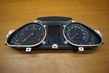 Originale Audi A6 4F Strumento Combinato Contachilometri Tachimetro 4F0920901C