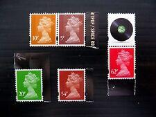 GB Machin (5) Ex DX48 Classic Albums U/M Cat £17.75 SEE BELOW FP8599