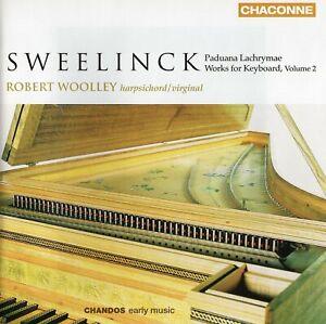 Sweelinck - Works for Keyboard, Vol.2 / Robert Woolley