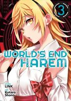 World's End Harem 3, Paperback by Shouno, Kotarou, Brand New, Free shipping i...