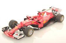 Ferrari SF70H Présentation Formule 2017