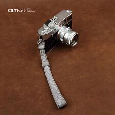 Cam-in  Deep sea fishskin wrist band for Fuji micro single camera Leica M 2094