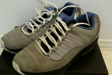 MENS JORDAN CMFT VIZ AIR 11 LTR 467792 006 Size 10 Shoes Destroyed Trashed Blue