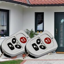 OLYMPIA Set di 2 set telecomandi per Radio Impianto Allarme Protect Serie 6571