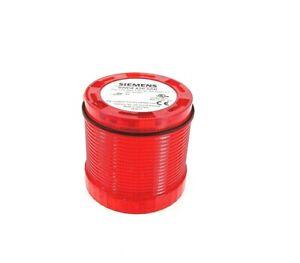 SIEMENS 8WD4 420-5AB -NEW- Dauerlichtelement LED; 24V AC/DC; rot