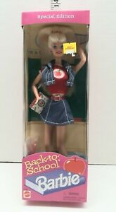 Barbie Back-to-School 1996 Special Edition Blonde 17099