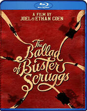 The Ballad Of Buster Scruggs Blu-Ray