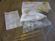 Moulinex secalio*Elektromesser*Elektro Messer*NEU+OVP*elektrisch*