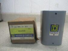 Square D NEMA Type 1 Enclosure 9991LG1 NIB