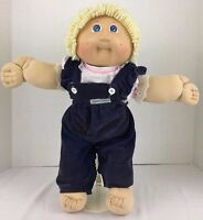 Cabbage Patch Kid Doll Vintage 1985 Signed Xavier Roberts Original AppalachianOK
