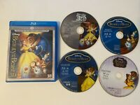 Beauty and the Beast - Diamond Edition (3D/Bluray/DVD, 1991) [BUY 2 GET 1]