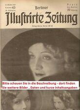 1929 ANNIVERSAIRE JOURNAL MAGAZINE au/du 89. Anniversaire Cadeau Anniversaire