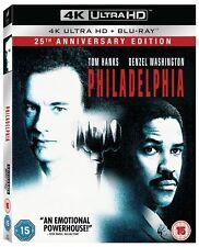 Philadelphia (4K Ultra HD + Blu-ray) [UHD] 25th Anniversary Special Edition NEW