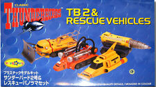 Thunderbirds - TB2 And Rescue Vehicles Model Set - Gerry Anderson