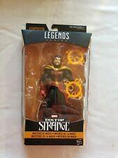 """Marvel Legends COMIC DR. STRANGE Loose Complete 6"""" Doctor No Dormammu BAF"""