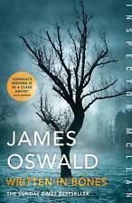 Written in Bones: Inspector McLean 7, Oswald, James, New