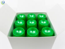 DENTAL DISPOSABLE PLASTIC DAPPEN DISH FOR ACRYLIC PROPHY 100 PCS GREEN