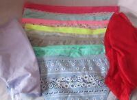Victoria's Secret EXTRA LARGE Panties Underwear HIGH LEG BRIEF U Pick Color