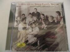 At Home with the Trapp Family Singers: An Evening of Folksongs CD 2005 NEW