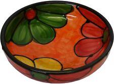 Tapas Bowl / Dish 16 x 5 cm Traditional Handmade Spanish Ceramic Pottery