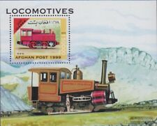 Afghanistan block 108 (complete issue) unmounted mint / never hinged 1999 Locomo