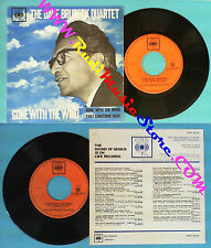 LP 45 7'' THE DAVE BRUBECK QUARTET Gone with the wind That lonesome no cd mc dvd