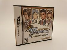 Ace Attorney Phoenix Wright Justice For All Ds Game