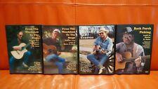 Buster B Jones 4 DVD Guitar Lessons Fingerpicking Fingerstyle Travis Picking