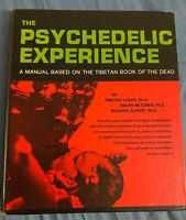 Ram Dass, Ralph Metzner &  timothy Leary  Signed Psychedelic Experience LSD ACID