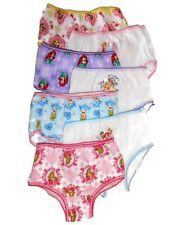 Frozen Panties 10 Girls Size 4 6 Disney New in Package