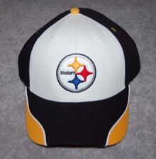 PITTSBURGH STEELERS ADULTS NFL FOOTBALL CAPS HAT ADJUSTABLE STRAP OSFM