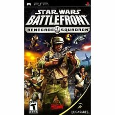 Star Wars Battlefront: Renegade Squadron Sony PSP Very Good 7Z