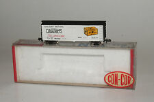 Con-Cor N Scale Schlosser Brothers Daily Products Wood Sided Reefer, Boxed