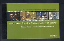 IRELAND 2004 NATIONAL GALLERY PRESTIGE BOOKLET # 3 VF MNH