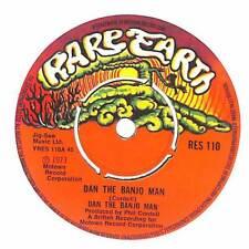 "Dan The Banjo Man - Dan The Banjo Man - 7"" Vinyl Record Single"