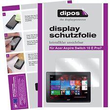 2x Acer Aspire Switch 10 E Pro7 Protector de Pantalla transparente