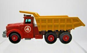 Vtg Matchbox Lesney Kingsize K-19 Scammell Contractor Tipper Dump Truck Diecast