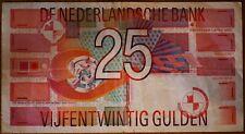 25 gulden 1989