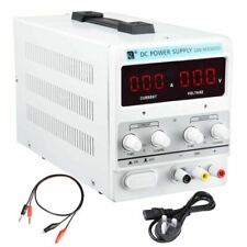 ReaseJoy 30V 5A DC Power Supply with Clip Cable