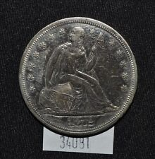 West Point Coins ~ 1872 Seated Liberty Dollar