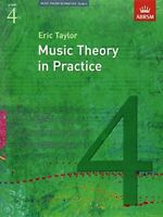 Music Theory in Practice, Grade 4 (Music Theory in ... by Taylor, Eric Paperback