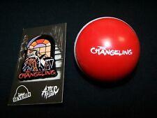 The Changeling Enamel Pin & Ball Set Severin Films