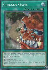 YU-GI-OH CARD: CHICKEN GAME - CORE-EN067