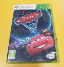 Disney Pixar Cars 2 GIOCO XBOX 360 VERSIONE ITALIANA