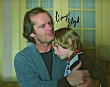 Danny Lloyd the Shining signed 8X10 photo autograph Coa duvall nicholson Redrum