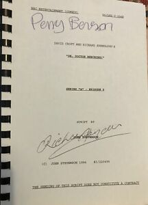 Oh Doctor Beeching-Original Script-Signed By Perry Benson & Richard Spendlove-15